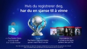 PlayStation Player Celebration - Join Now To Win Exclusive Prizes (Norwegian)