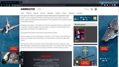 GRTV News - IO Interactive