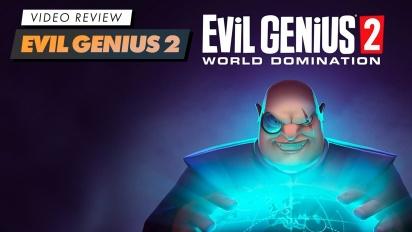 Evil Genius 2 - Video Review