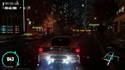 The Crew: Wild Run - Nattkjøring i New York