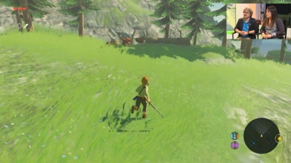 The Legend of Zelda: The Breath of the Wild - 30 Minute Introduction E3 2016