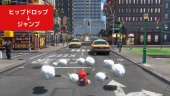 Super Mario Odyssey - Japanese Nintendo Gameplay: New Moves