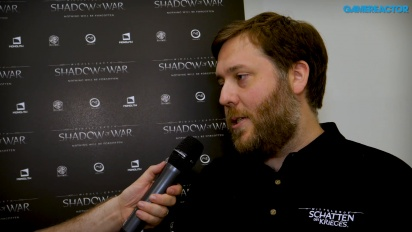 Middle-earth: Shadow of War - Bob Roberts Interview