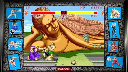 Street Fighter 30th Anniversary Collection - Retrospective Series – Street Fighter I & II