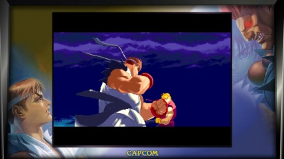 Street Fighter 30th Anniversary Collection - Retrospective Series – Street Fighter Alpha