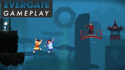 Evergate - Gameplay