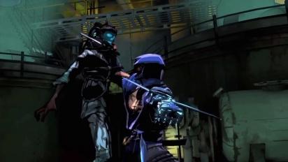 Yaiba: Ninja Gaiden Z - Pre Roll