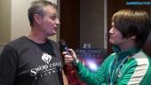 Sword Coast Legends-intervju
