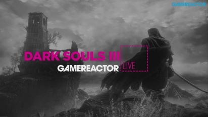 To timer med Dark Souls III