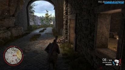 Sjekk ut det første oppdraget i Sniper Elite 4