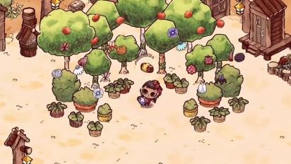 Cozy Grove Autumn Update   Out Now!