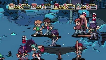 Scott Pilgrim vs Thw World: The Game - Launch Trailer