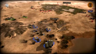 R.U.S.E. - Tunisia Gameplay