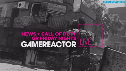 GRTV Live: GR Friday Nights - Call of Duty: Advanced Warfare (26/6-15)