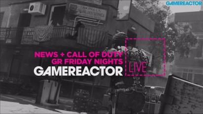 GRTV Live: GR Friday Nights - Call of Duty: Advanced Warfare (26/6-15)