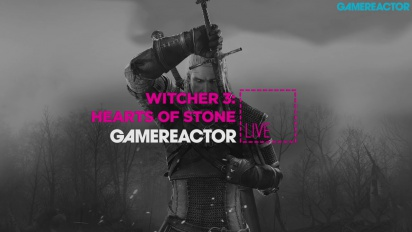 To timer med The Witcher 3: Hearts of Stone
