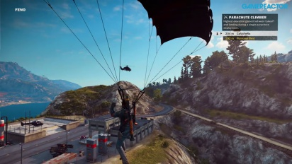 Just Cause 3 - Oppdatert gameplay på Xbox #1