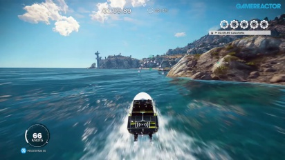 Just Cause 3 - Oppdatert gameplay på Xbox #2