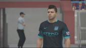 FIFA 16 Ukens Kamp - Week 14 (PSG vs. Man. City)
