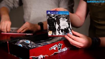 Persona 5 - Vi pakker opp Premium Edition
