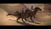Guild Wars 2 - Path of Fire Trailer Launch