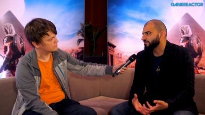 Assassin's Creed Origins - Ashraf Ismail Interview