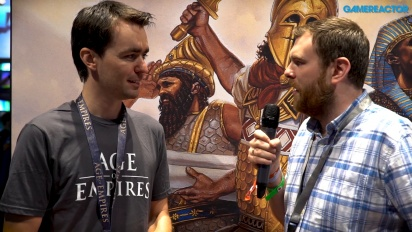 Age of Empires: Definitive Edition - Bert Beeckman Interview