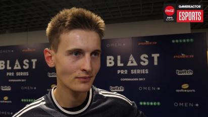 Blast Pro Series Copenhagen - intervju med Valde