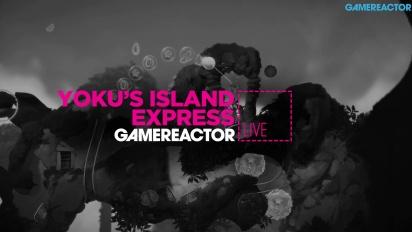 Yoku's Island Express - livestreamreprise