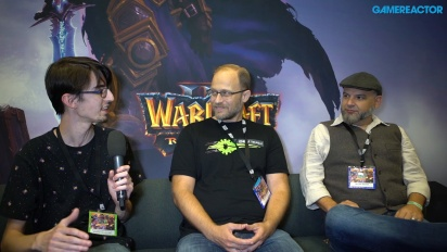 Warcraft III: Reforged - intervju med Timothy Morten & Brian Sousa