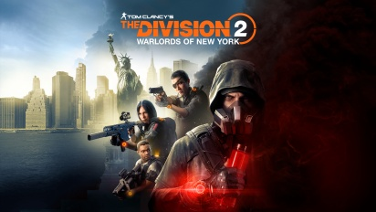 The Division 2 - What is Warlords of New York? (Sponsored)