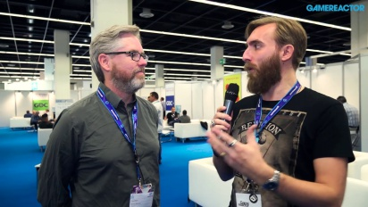 Marvel Heroes - David Brevik-intervju