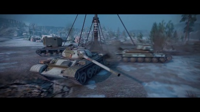 World of Tanks - PS4 Launch Trailer