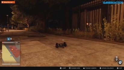 Watch Dogs 2 - Gameplay Series #2: Hacking og sniking