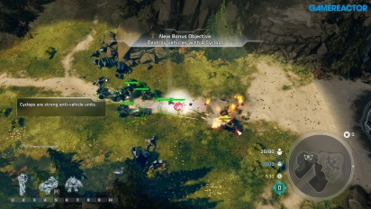 Halo Wars 2 - Vi spiller Ascension på PC