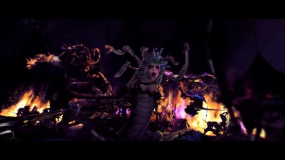 Total War: Warhammer 2 - The Shadow & The Blade Trailer