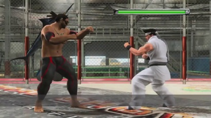 Virtua Fighter 5: Final Showdown - Tutorial Video #8