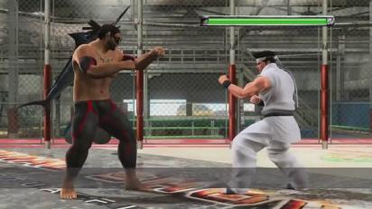 Virtua Fighter 5: Final Showdown - Tutorial Video #8