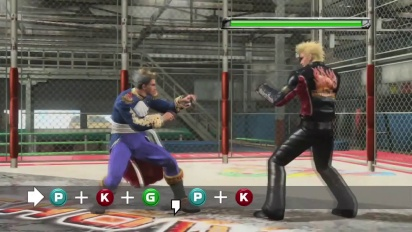Virtua Fighter 5: Final Showdown - Tutorial Video #7