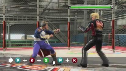 Virtua Fighter 5: Final Showdown - Tutorial Video #7