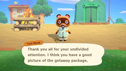 Animal Crossing: New Horizons - Direct 2.20.2020