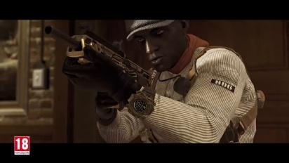 Rainbow Six: Siege - The Grand Larceny Event Trailer