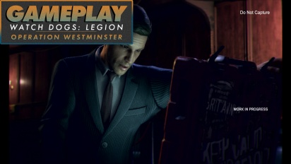 Watch Dogs: Legion - Operation Westminster-gameplay