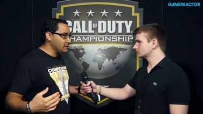 Call of Duty Championship - Senior Producer Mike Meija