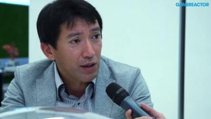 Shinji Mikami - Gamelab 2015-intervju