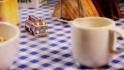 Micro Machines: World Series - Announcement trailer