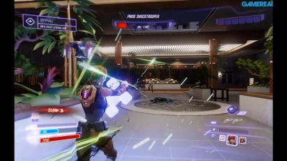 Agents of Mayhem - Rama-gameplay
