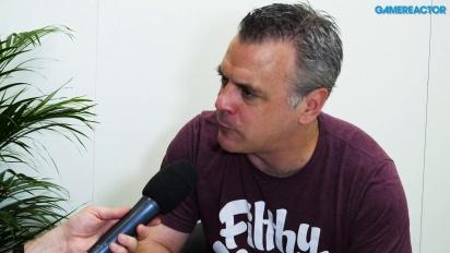 Bethesda - intervju med Pete Hines på Gamescom