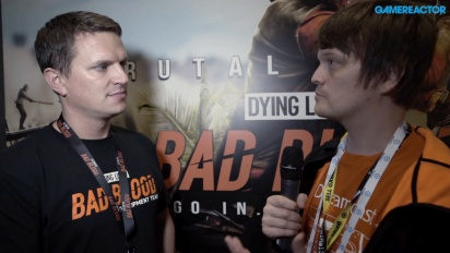 Dying Light: Bad Blood - Maciej Laczny Interview