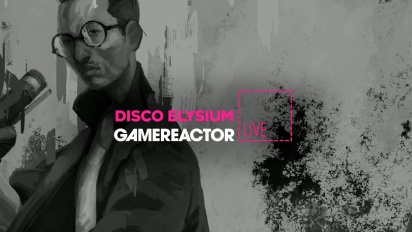 Disco Elysium - Livestream Replay